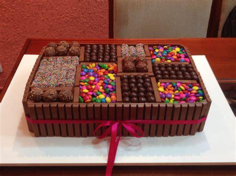 decorar bolo explos 227 o de chocolate bolo de brigadeiro decorado