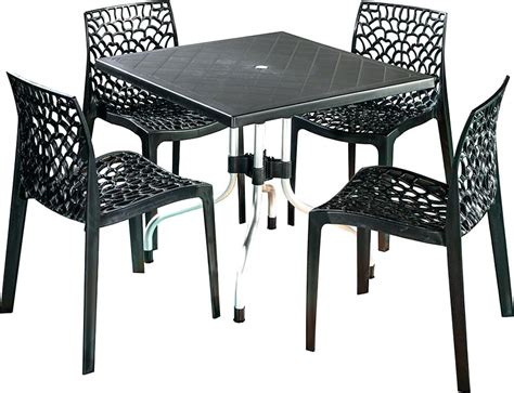 plastic table and chairs set plastic dining set plastic dining chairs dining table set