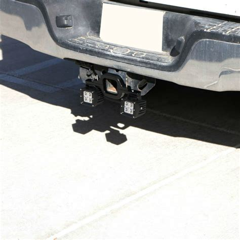 trailer hitch reverse light tow hitch mounting led bracket backup reverse lights for