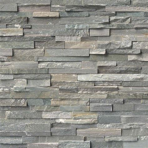 stack stone ledger panels backsplash tile pinterest bring the outdoors in with stacked natural stone ledger