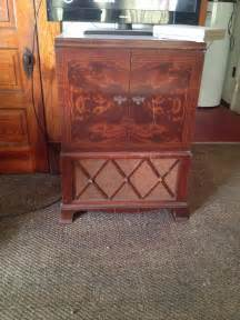 rca victor tv cabinet 1950 s rca victor tv in cabinet antique appraisal