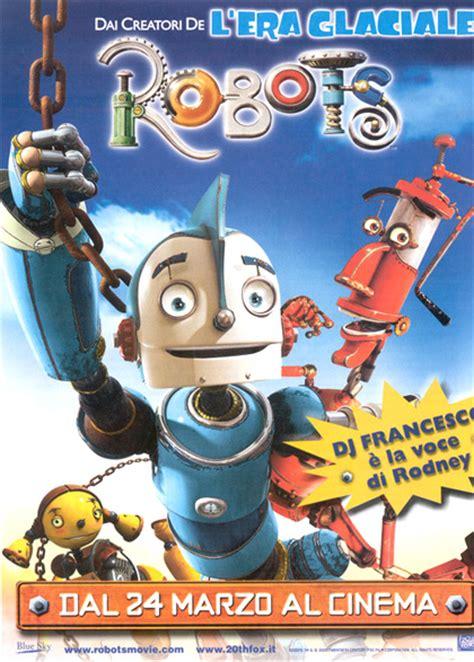 robot film uscita robots 2005 mymovies it