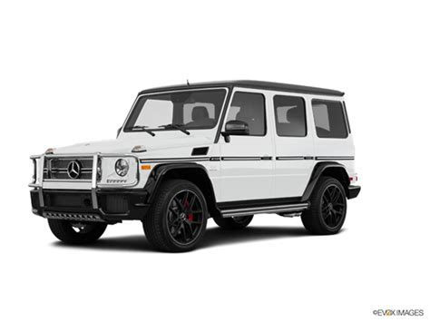 2017 Mercedes Benz G Class   Kelley Blue Book