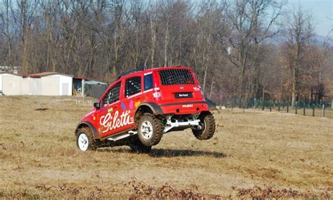 volante panda 4x4 fiat panda 4x4 road