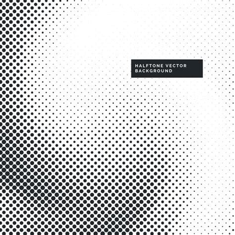 halftone pattern font grunge halftone dots pattern background download free
