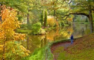 Small Modern House leonardslee gardens in autumn flickr photo sharing