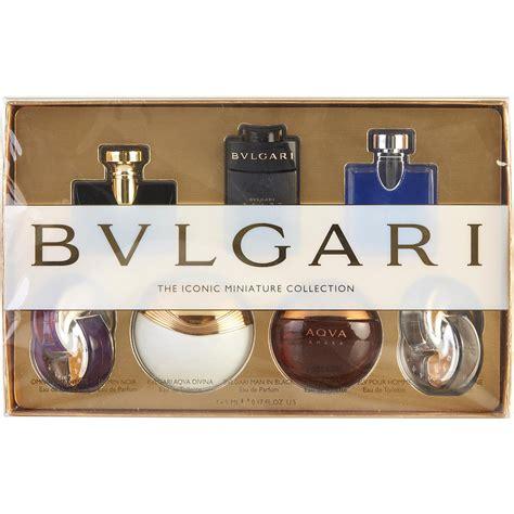 Bvlgari Aqua Amara For Edt 15ml Miniatur bvlgari variety 7 pieces with omnia amethyste eau de toilette noir eau de parfum