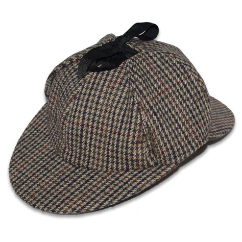 How To Make A Sherlock Hat Out Of Paper - headstart hats deerstalker sherlock hats