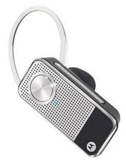 Motopure H12 Bluetooth Headset Gets Bling by Motorola H12 Bluetooth Headset Wholesale Factory