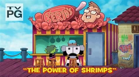 power  shrimps teen titans  wiki fandom