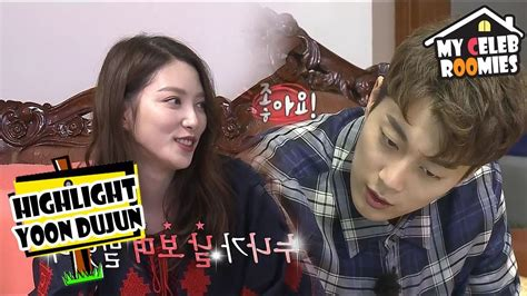 my celeb roomies episode list my celeb roomies yoon dujun dujun s confident of his