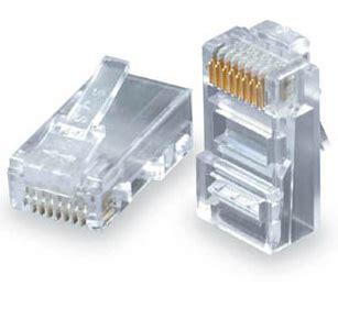 Konektor Rj 45 Oem Per 1 Pcs Connector Rj45 network cables aakar periwal