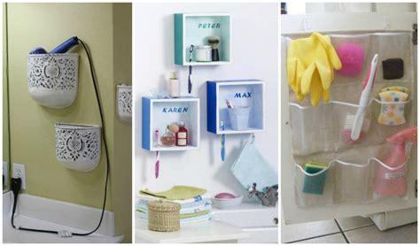 diy bathroom organizer these bathroom storage and organization ideas are brilliant diy cozy home