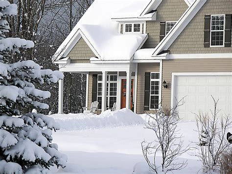 Winter House by Your Energy Efficient Home This Winter