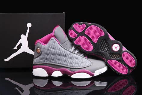 womens jordans basketball shoes air 13 shoes gray nike0964 78