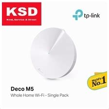 Harga Tp Link Deco M5 tp link deco m5 price harga in malaysia
