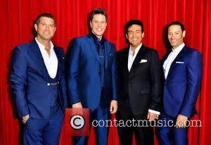 il divo new album urs buhler pictures photo gallery contactmusic