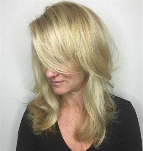 hairstyles for 60 with bangs 60 most prominent hairstyles for 40