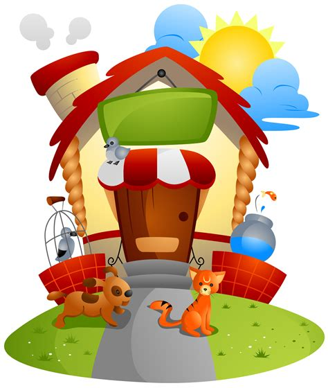 house dog sitter pet sitting clip art www imgkid com the image kid has it