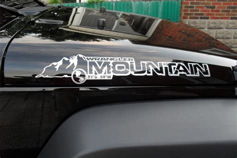 mountain jeep decals 2 jeep usa flag maps jk wrangler decals