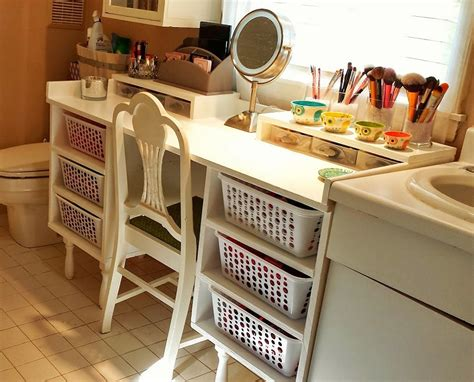 Top Of Kitchen Cabinet Decor Ideas by The Simple Makeup Organizer Ideas