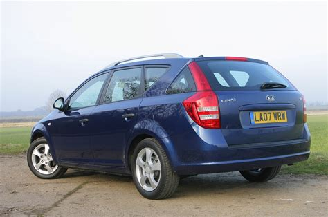 Parkers Kia Ceed Kia Ceed Sw Review 2007 2012 Parkers