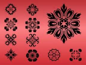 round floral designs