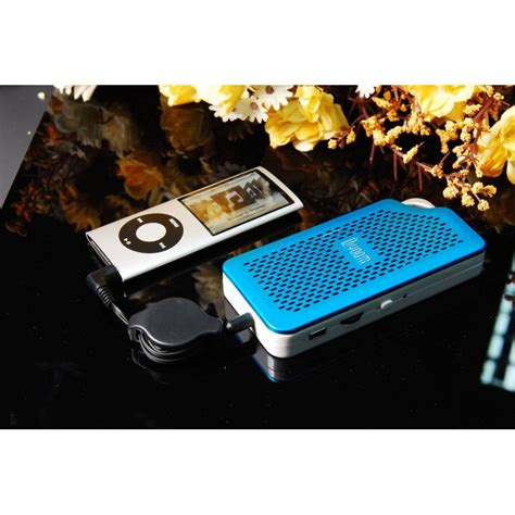 Divoom Itour 30 portable stereo travel speaker 4 ipod iphone mp3 laptop divoom itour 30 pink