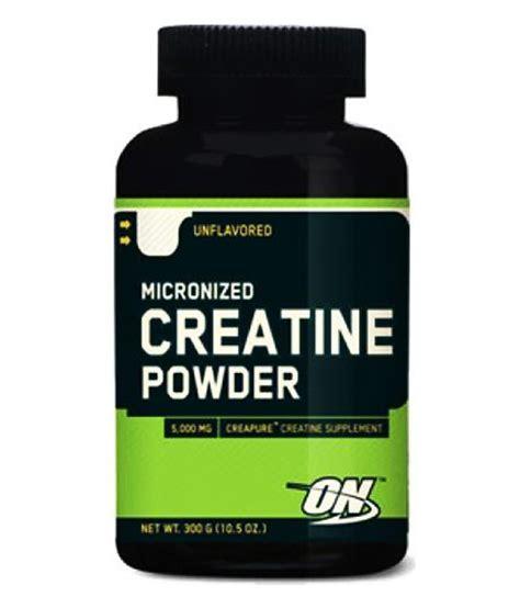 l creatine powder optimum nutrition micronized creatine powder reviews