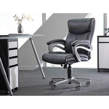 posturepedic office chair sealy posturepedic office chair fixed arm chair black