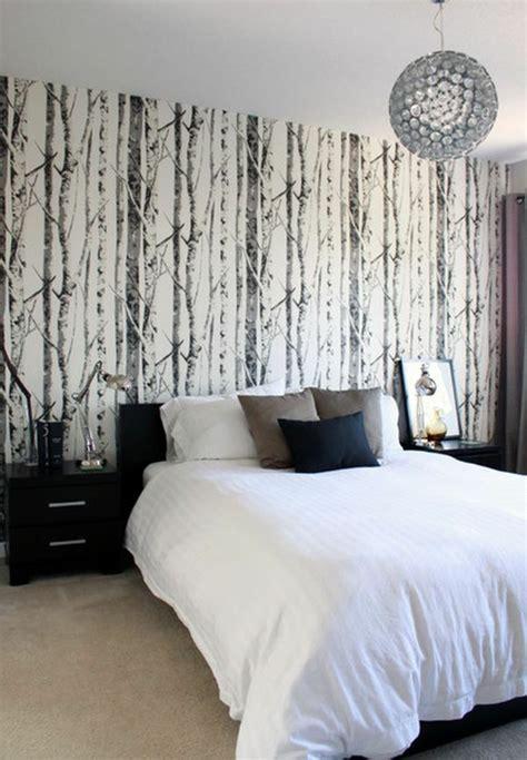papier peint de chambre a coucher le papier peint noir et blanc est toujours un singe d