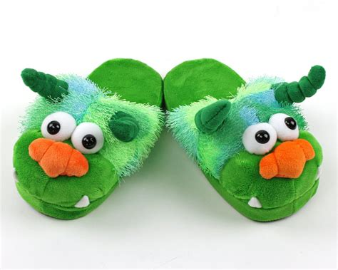 monster house shoes kids green monster slippers monster slippers slippers for kids