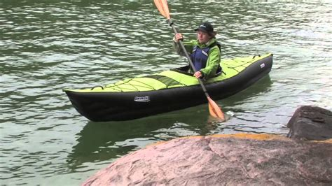 innova swing 1 innova 174 swing ex one person inflatable kayak outdoor