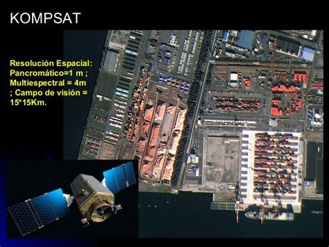 imagenes satelitales kompsat uso de las imagenes satelitales rn