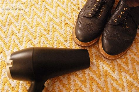 Hair Dryer Leather Shoes 21 uses for a hair dryer that will your mind expert
