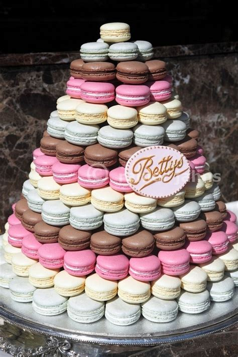 Happy Diapers Macaroons 25 best ideas about macaron cake on