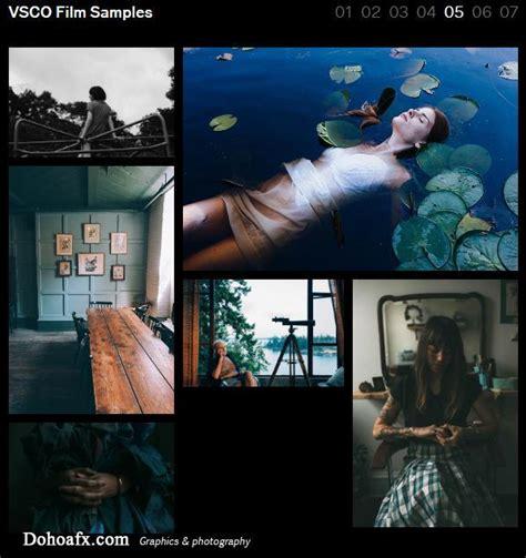 vsco film tutorial photoshop trọn bộ vsco vol 1 đến vol 7 cho camera raw v 224 lightroom