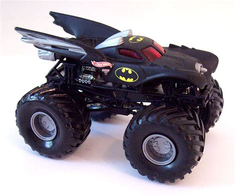 wheels monster jam batman truck wheels monster jam 1 64 scale batman truck gamesplus
