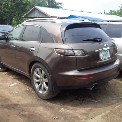 Infinity Auto 2007 by 2007 Infinity Fx 35 Autos Nigeria