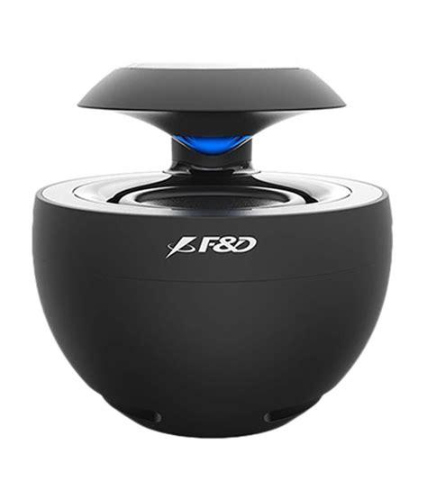 Speaker Bluetooth F D f d swan 2 portable bluetooth speaker black buy f d