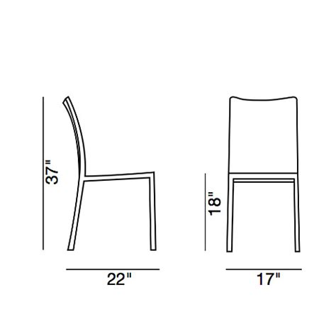 Standard Dining Chair Size Dining Chairs Dimensions Standard