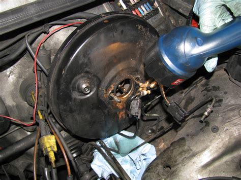 Repair Kit Brake Master Rem Nissan X Trail Or Xtrail the easy way to do a brake booster replacement car from japan