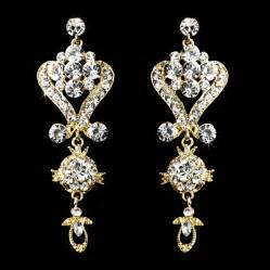 Gold Crystal Chandelier Earrings Camilla Gold Chandelier Earrings Olivier Laudus