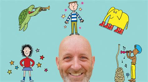 Author Sharratt by Northern Soul Children S Illustrator And Author Nick