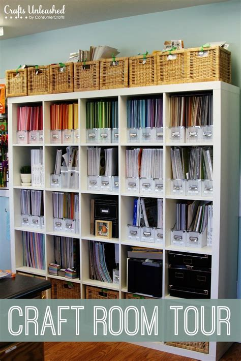 Organizing Craft Paper - 1323 best images about craft studios on