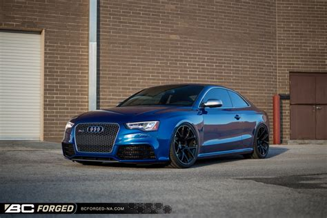 audi rs5 rear s audi rs5 20x12 front rear rz05 bc forged