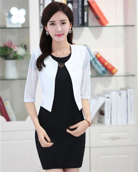 well dress with jacket good hairstyle for a long face aliexpress com buy formal ol styles uniform designs