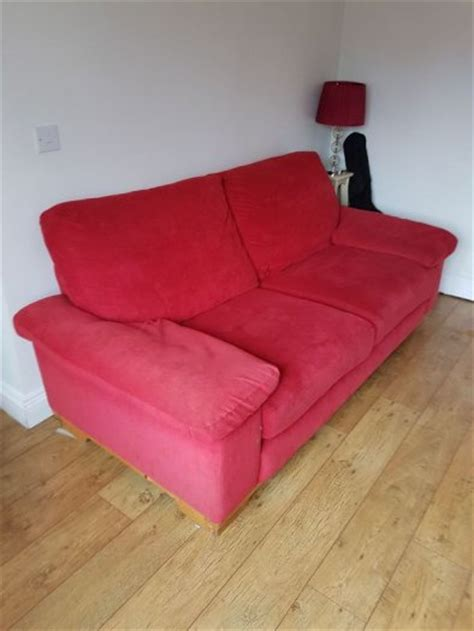 red couches for sale red sofa for sale in newbridge kildare from redzone