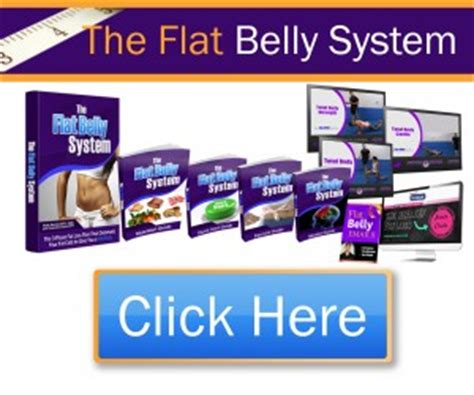 Flat Belly Detox System by 6 Ways To Burn Your Belly Fast