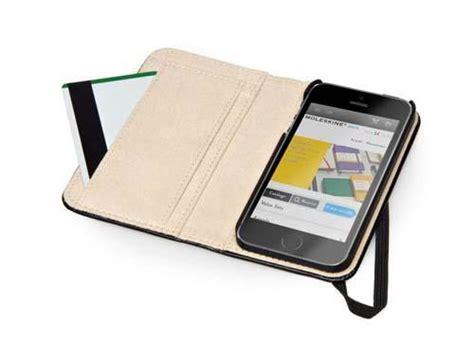 moleskine smartphone iphone  case gadgetsin